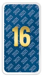 Carte de voeux 2021 d'Aphania